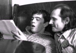 Алексей Балабанов и Сергей Бодров